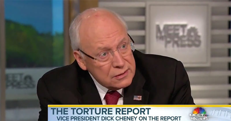 cheney-torture-report
