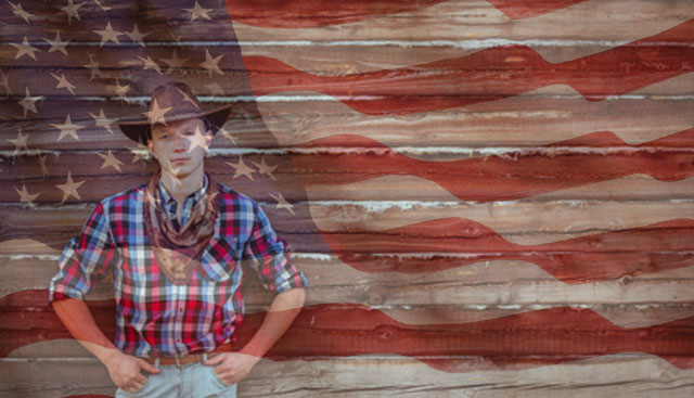 cowboy-flags